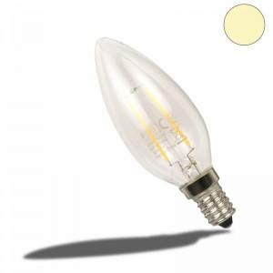 LED-Birne 2 Watt kerze
